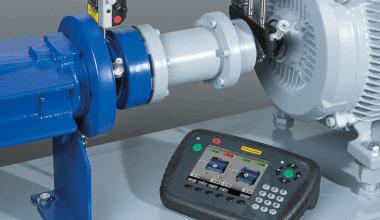 Системи лазерного центрування валів
